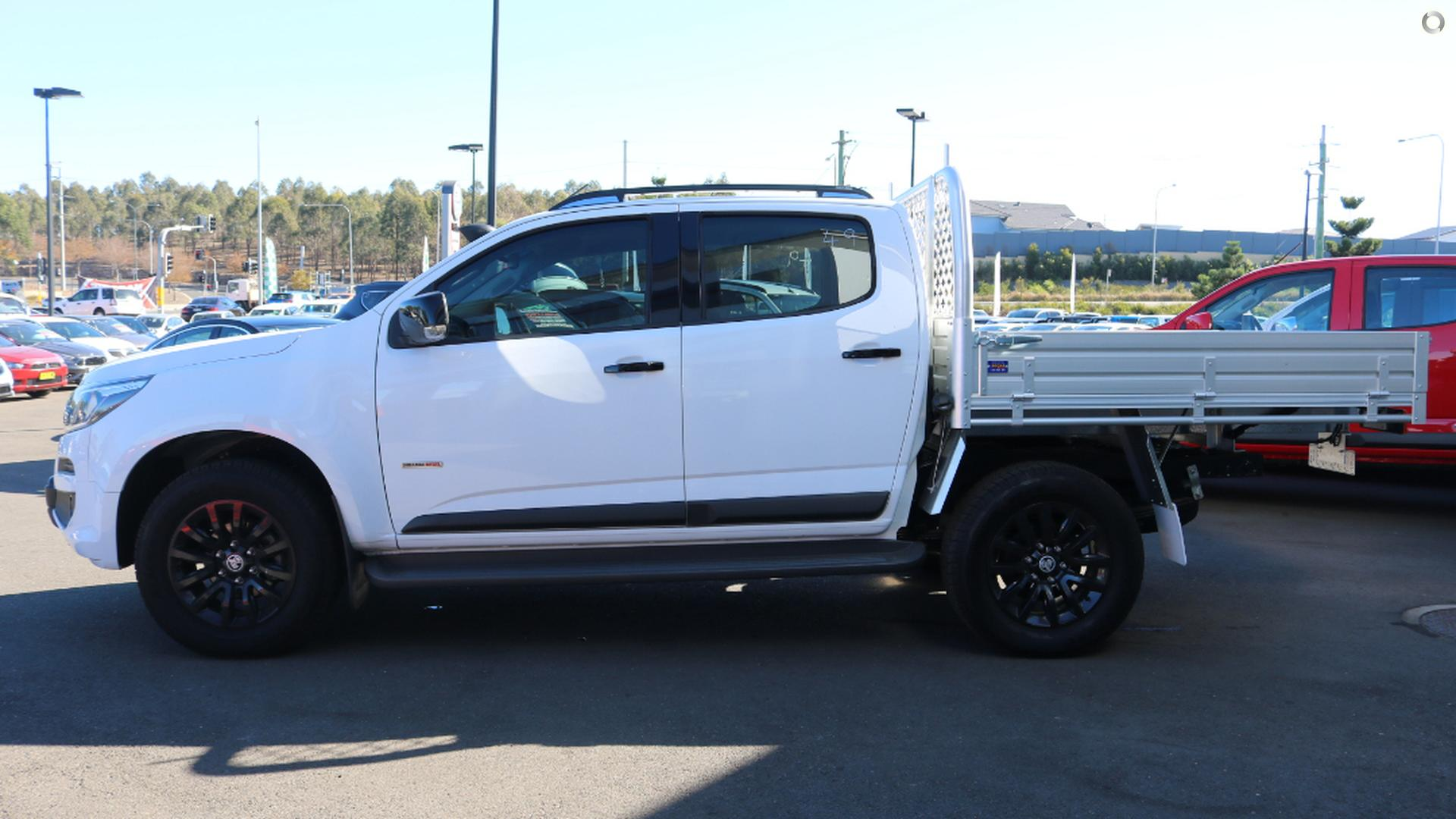 2016 Holden Colorado Z71 RG