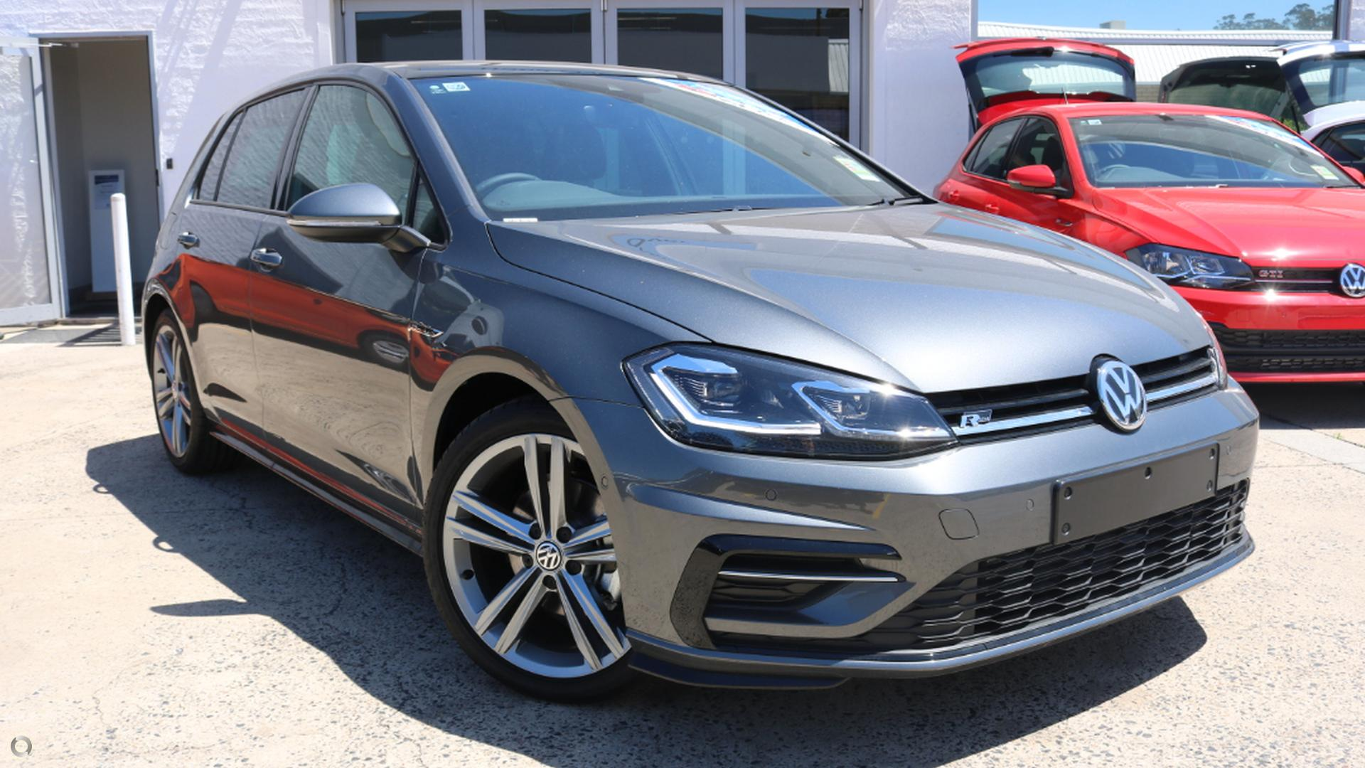 2018 Volkswagen Golf 110tdi Highline