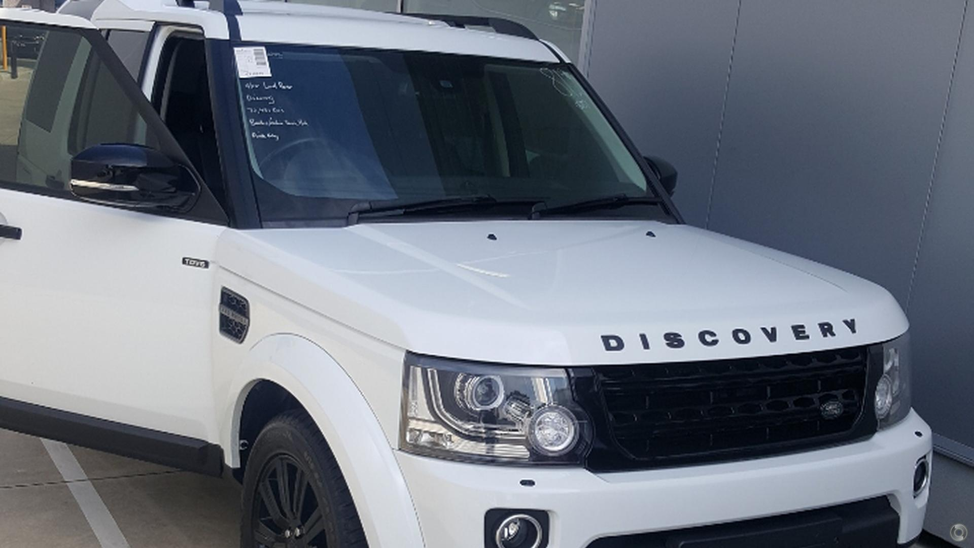 2015 Land Rover Discovery TDV6 Series 4