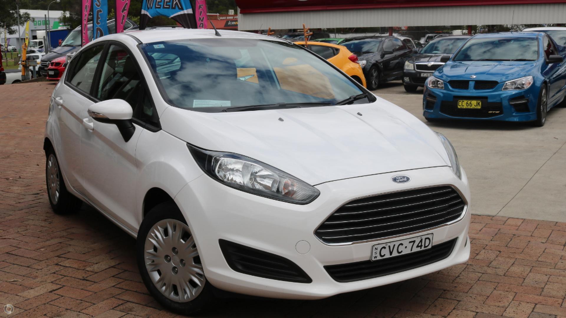 2014 Ford Fiesta Ambiente