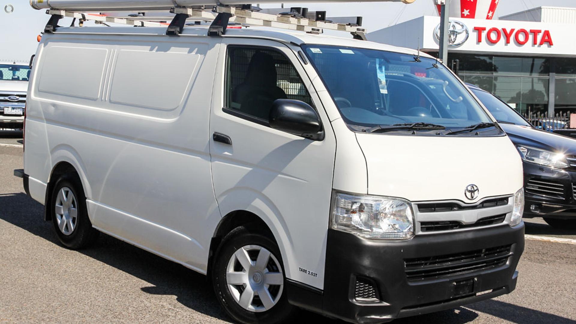 2012 Toyota Hiace Kdh201r