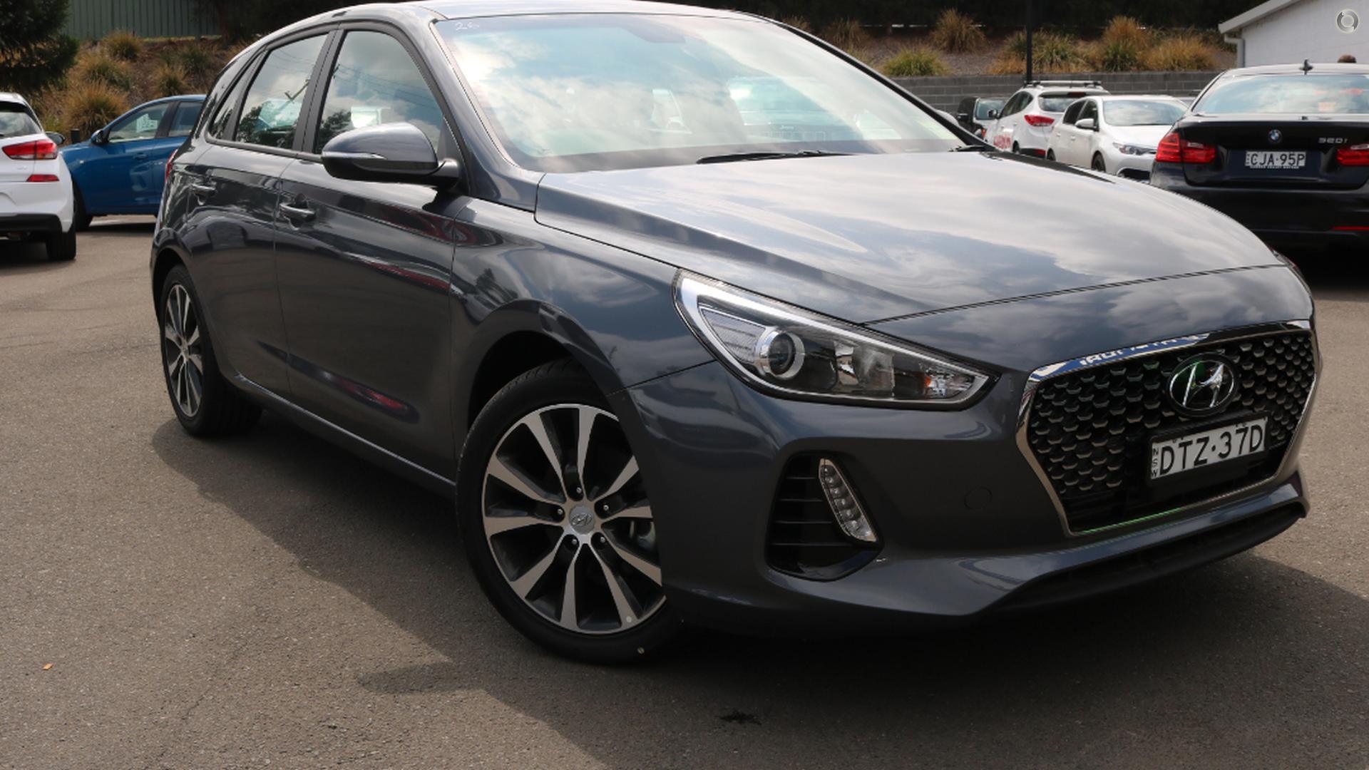 2017 Hyundai I30 Elite