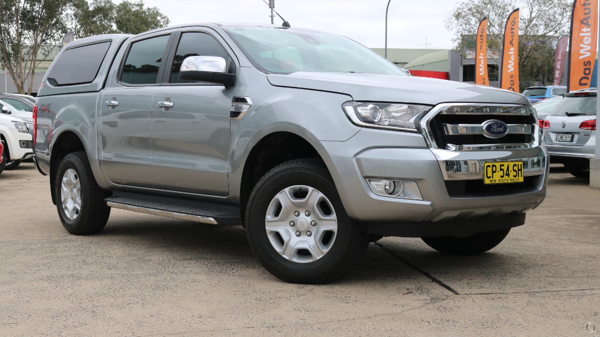 2016 Ford Ranger PX MkII