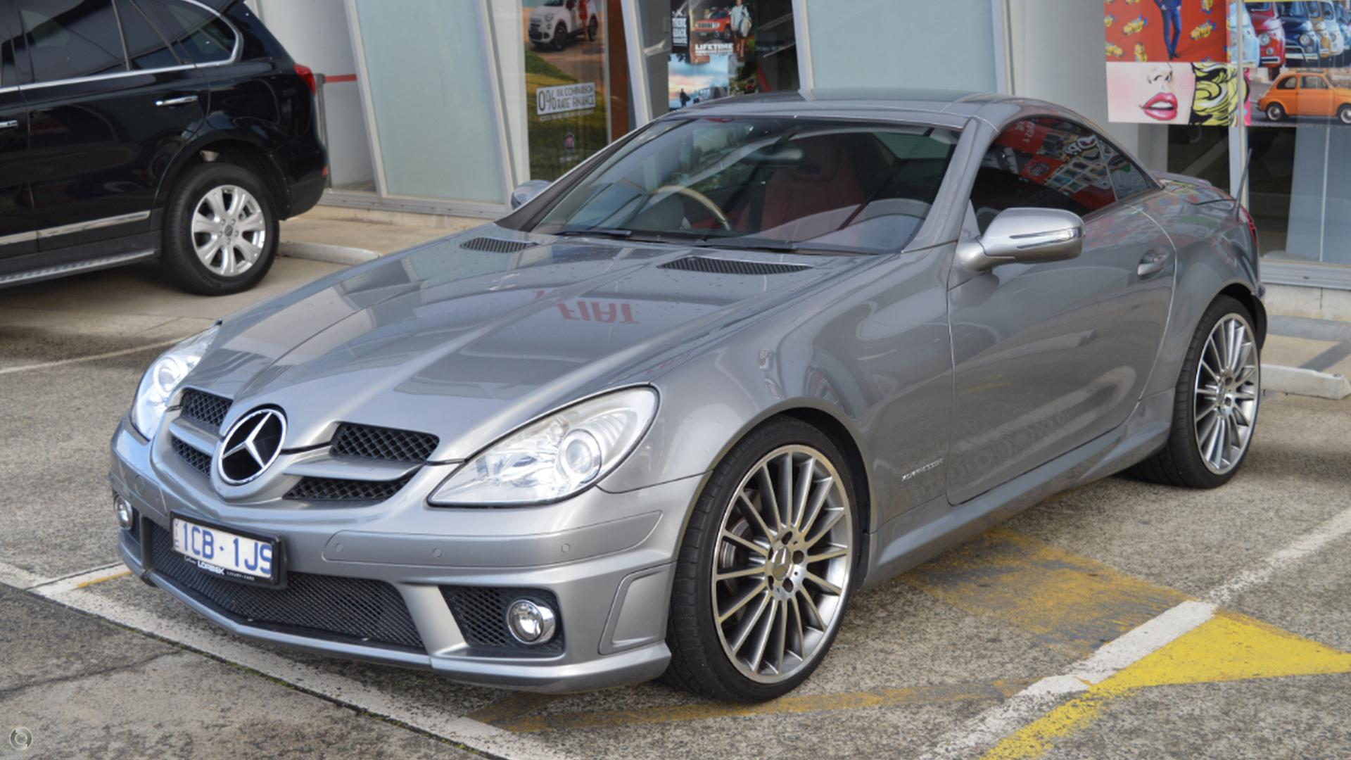 2009 Mercedes-benz Slk200 Kompressor  R171
