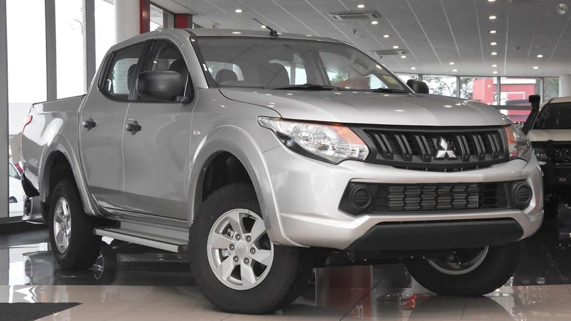 2018 Mitsubishi Triton Glx+