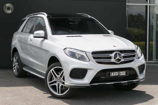 2018 Mercedes-Benz <br>GLE 350