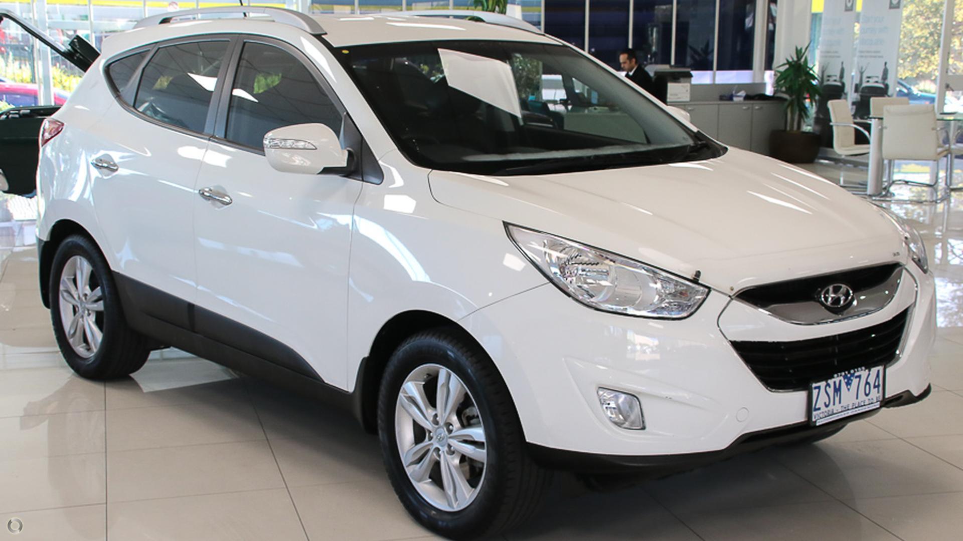 2013 Hyundai Ix35 Elite LM2
