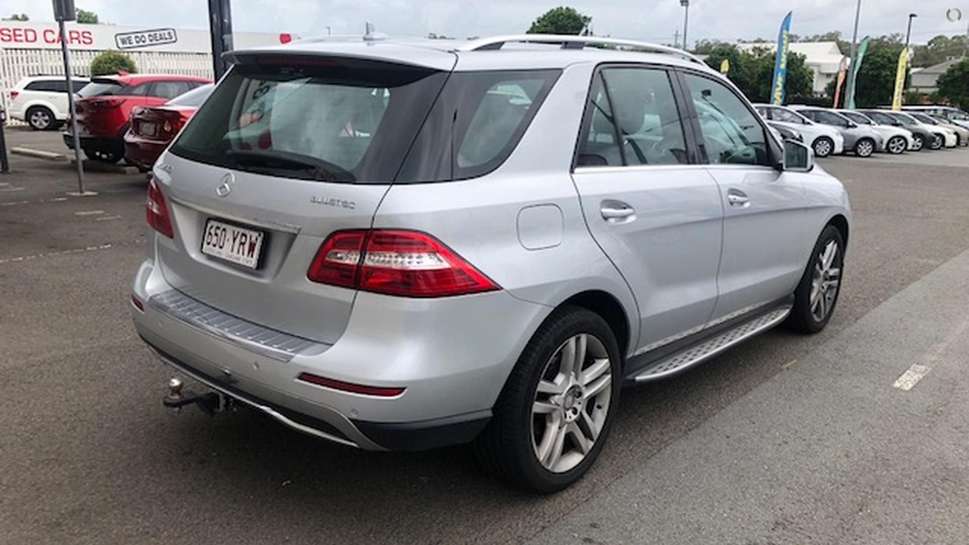 2014 Mercedes-benz Ml250 BlueTEC W166