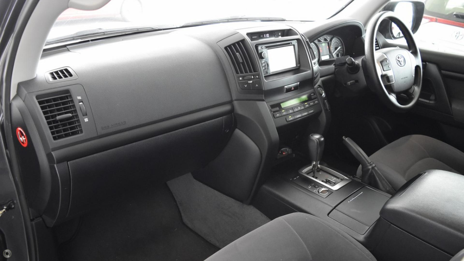 2015 Toyota Landcruiser GXL VDJ200R