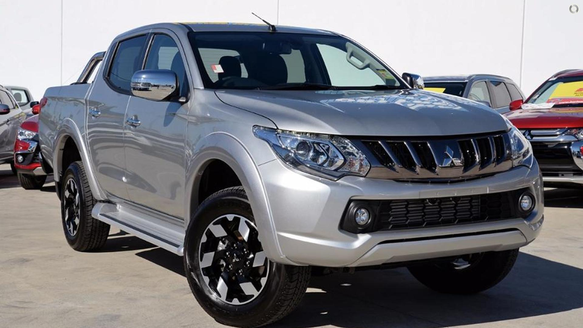 2018 Mitsubishi Triton Exceed