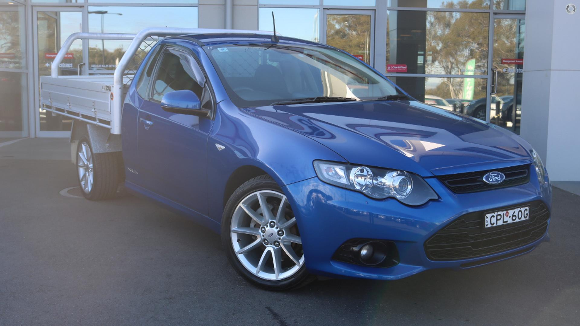 2013 Ford Falcon Ute Xr6 Ecolpi