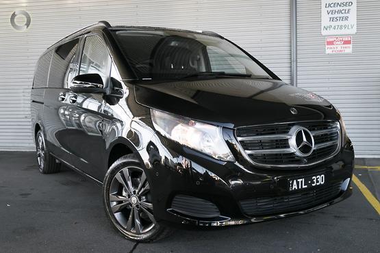 2017 Mercedes-Benz V 220