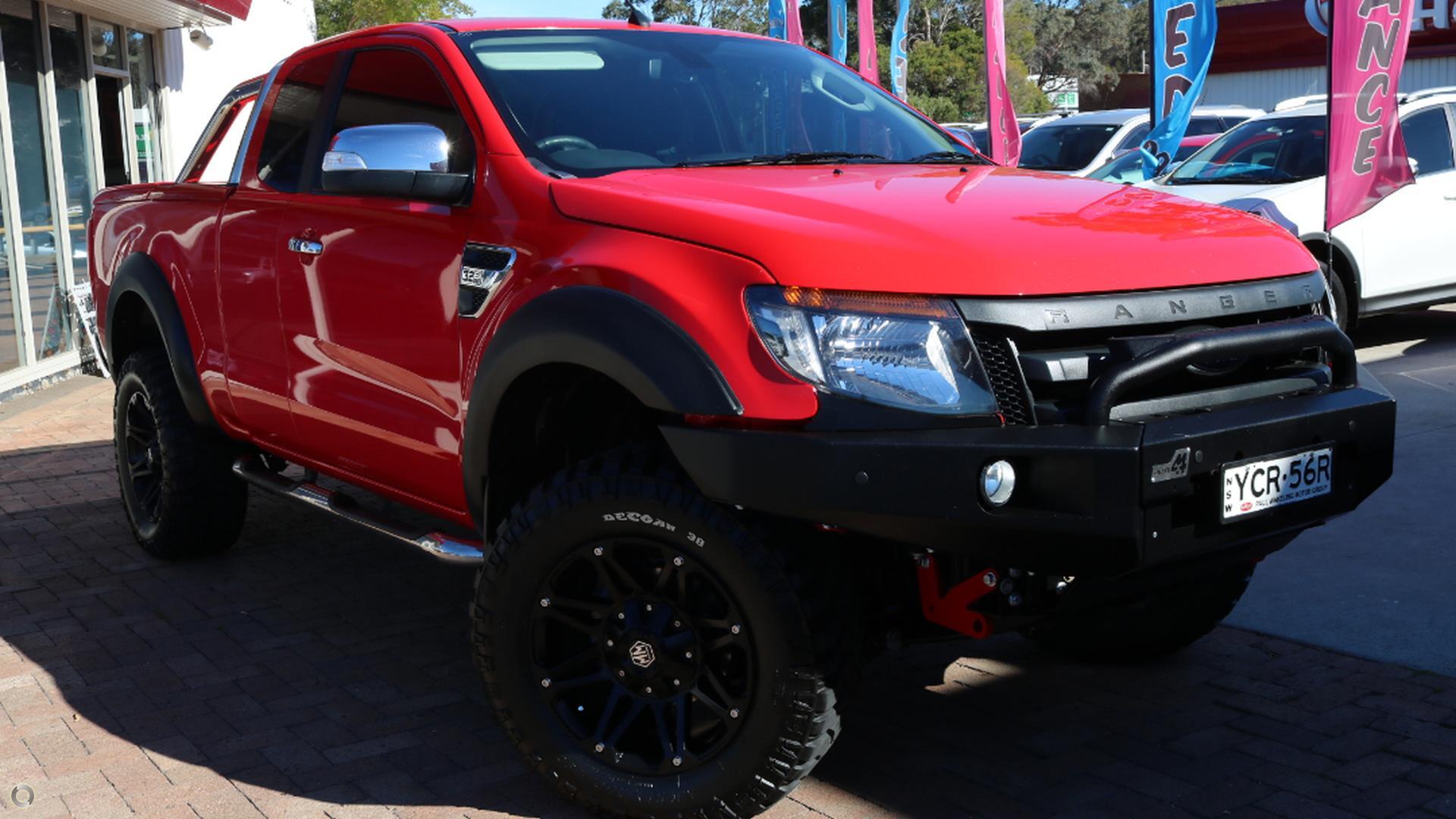 2013 Ford Ranger Xlt
