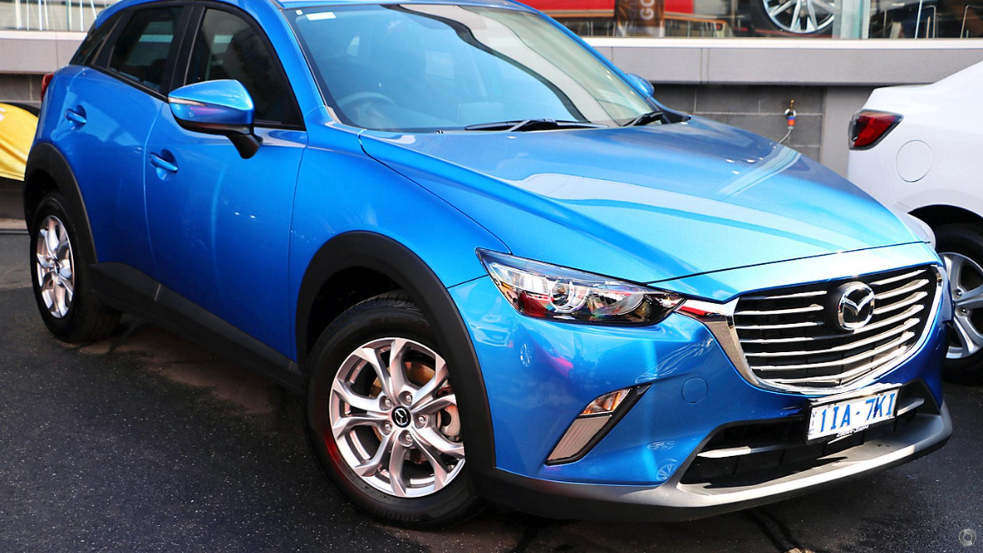 2016 Mazda Cx-3 Maxx