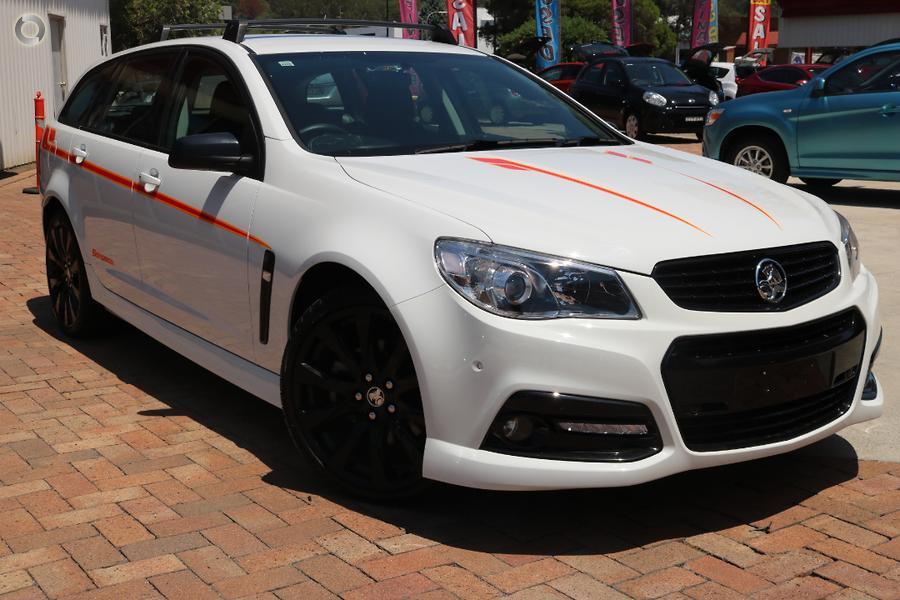 2015 Holden Commodore Ss V Sandman Vf Wakeling Automotive