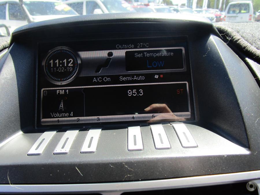 2011 Ford Falcon Ute XR6 FG