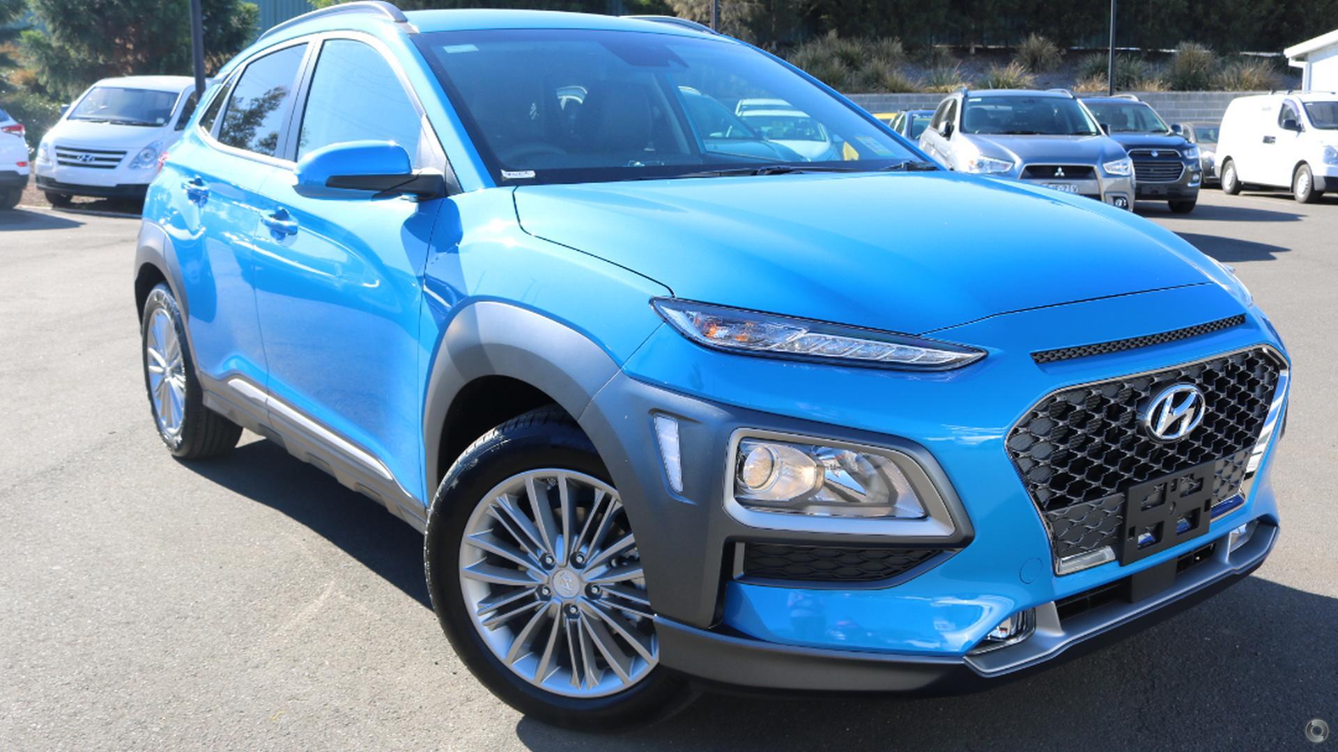 2018 Hyundai Kona Elite