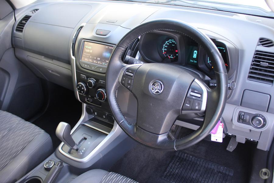 2016 Holden Colorado LS-X RG