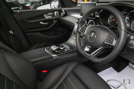 2018 Mercedes-Benz GLC 250
