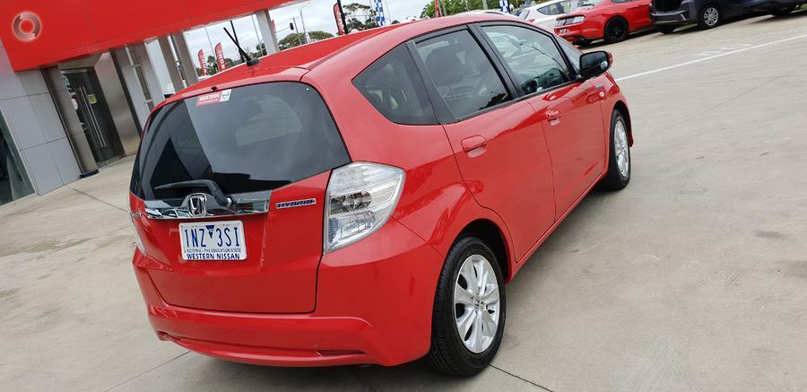 2014 Honda Jazz Hybrid GE