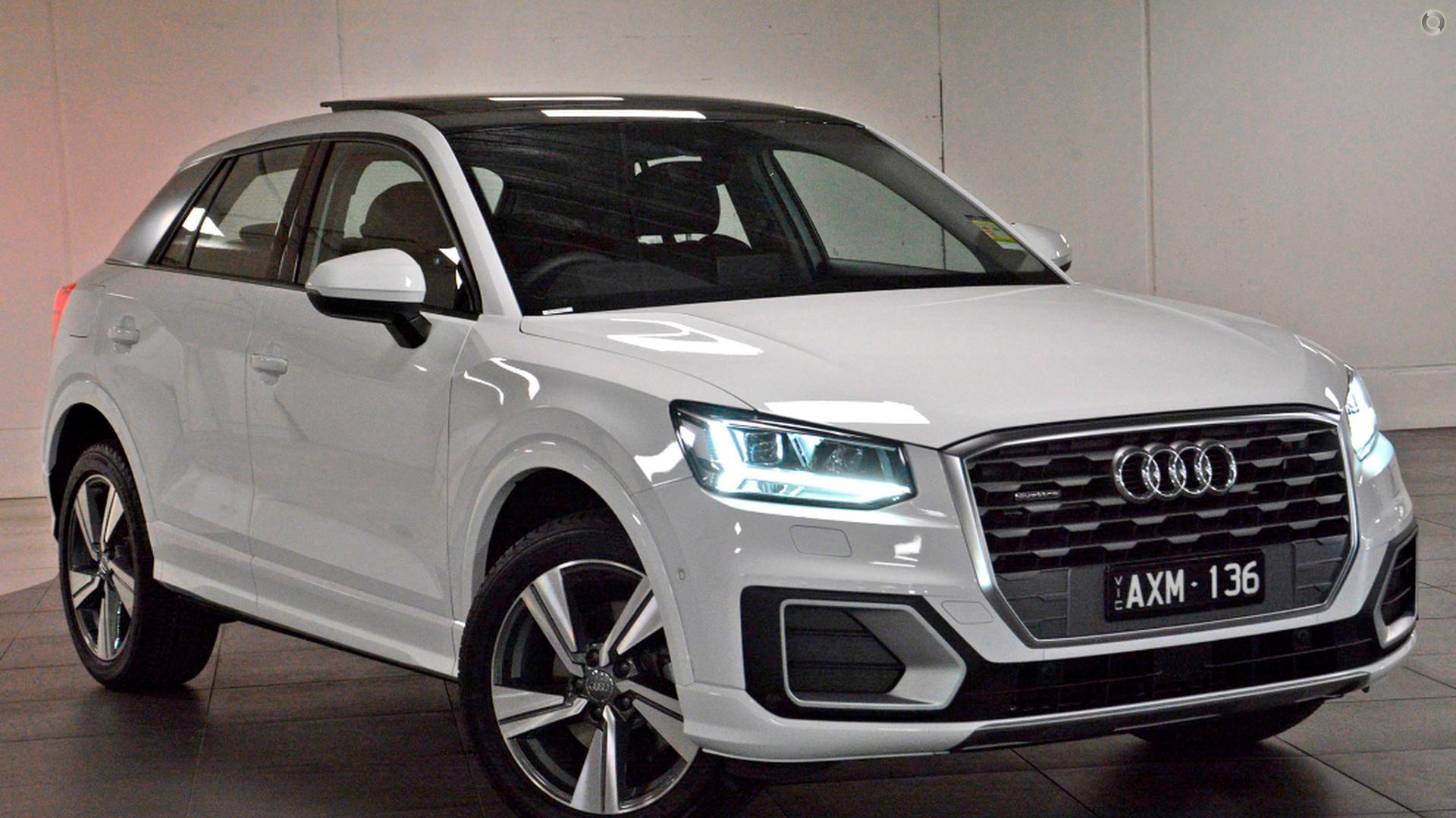 2017 Audi Q2 GA