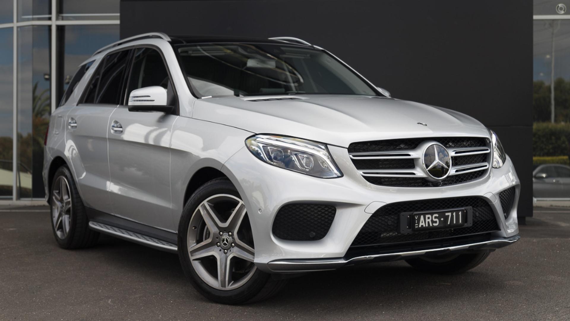 2017 Mercedes-Benz GLE 350 Wagon