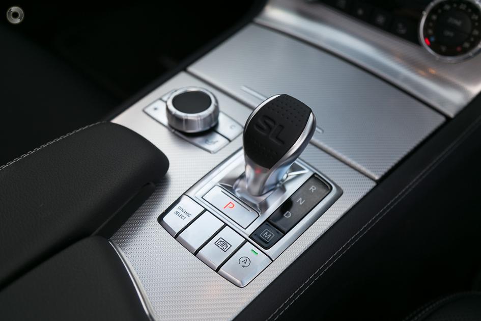 2017 Mercedes-Benz SL 400 Roadster