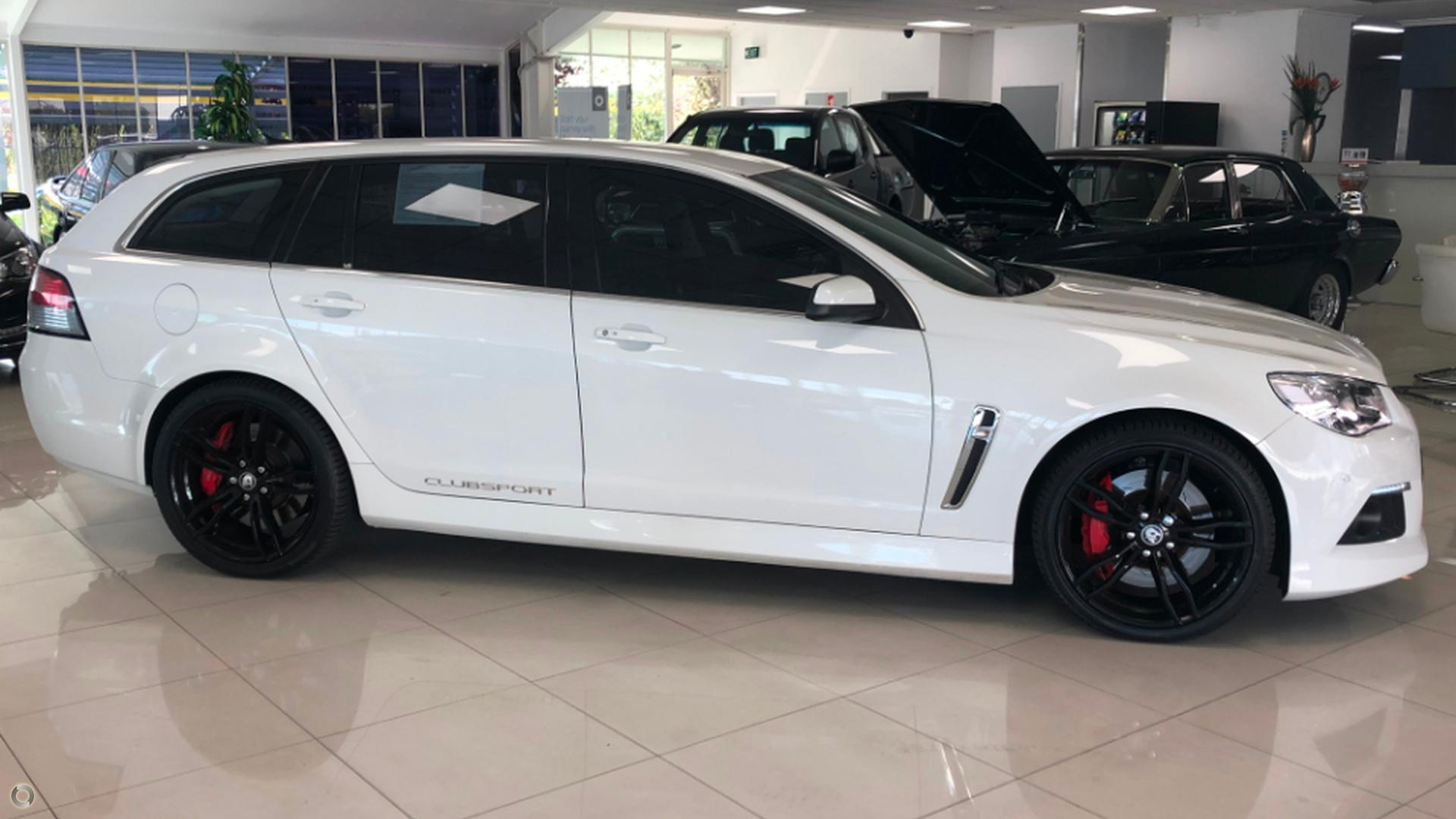 2013 Holden Special Vehicles Clubsport R8 Tourer GEN-F