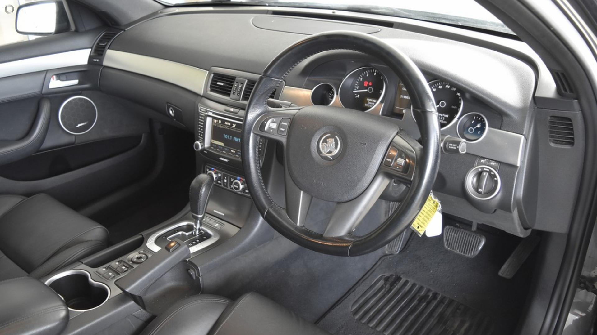 2010 Holden Caprice  WM