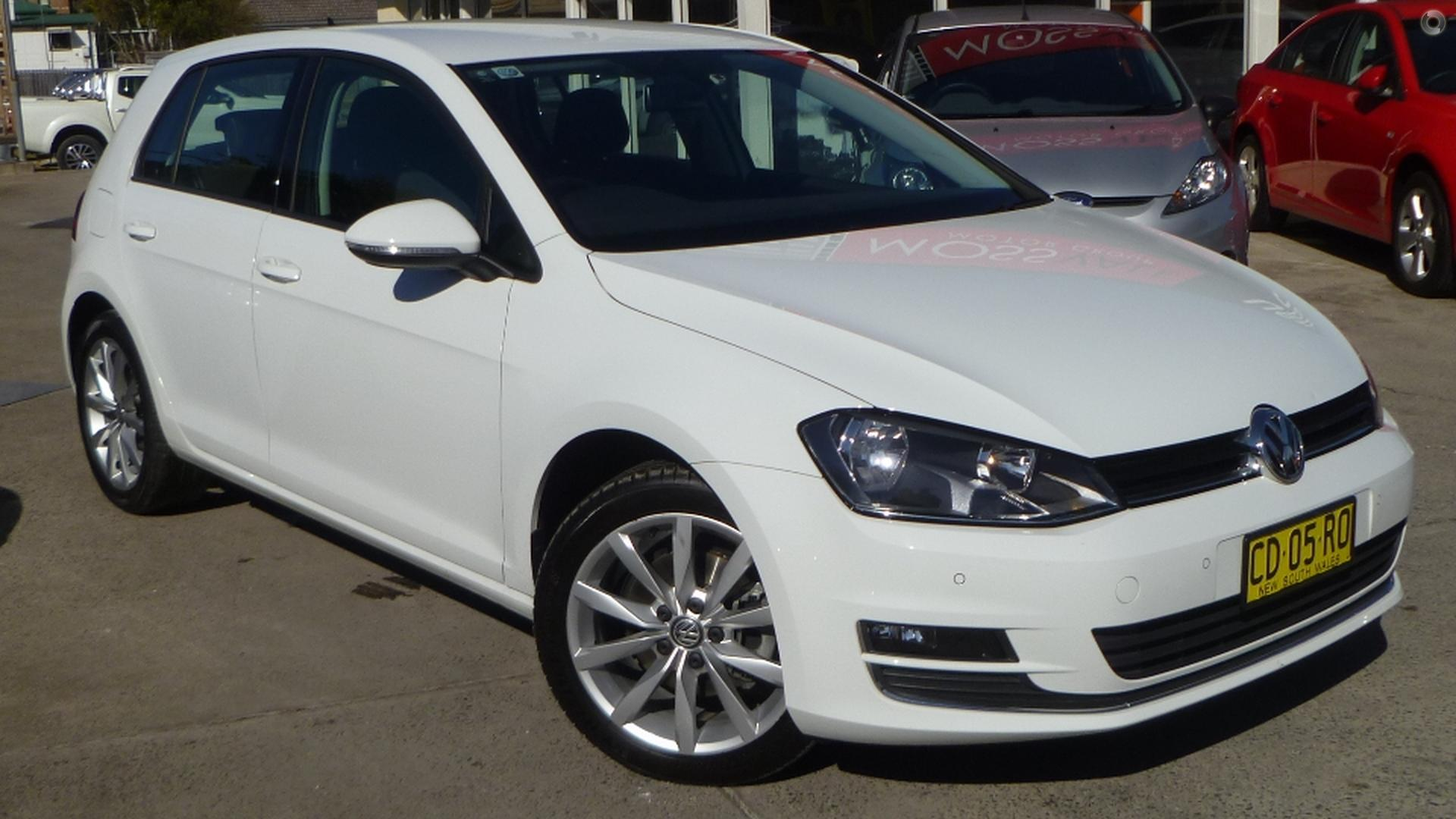 2015 Volkswagen Golf 103tsi Highline