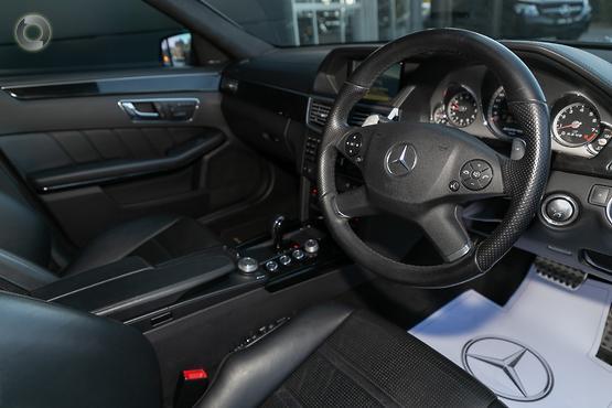 2012 Mercedes-Benz E 63