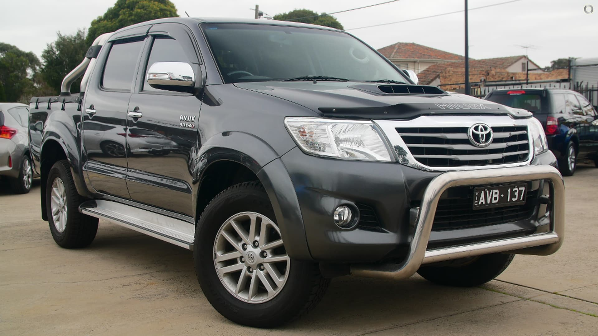 2014 Toyota Hilux Sr5
