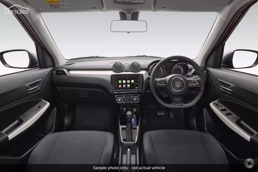 2018 Suzuki Swift GLX Turbo AZ