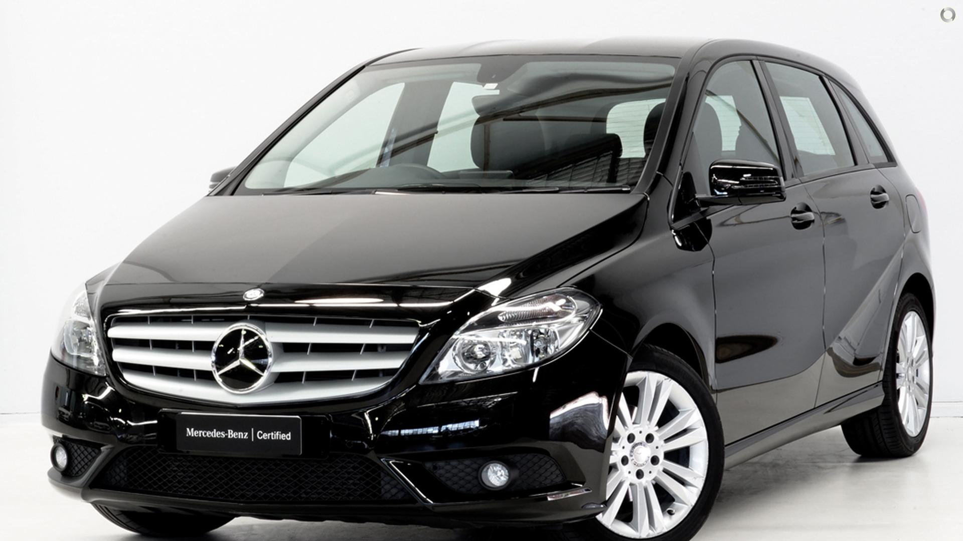 2013 Mercedes-Benz B 180 Hatch