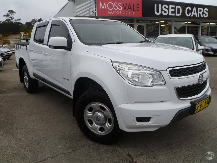 2012 Holden Colorado LX RG