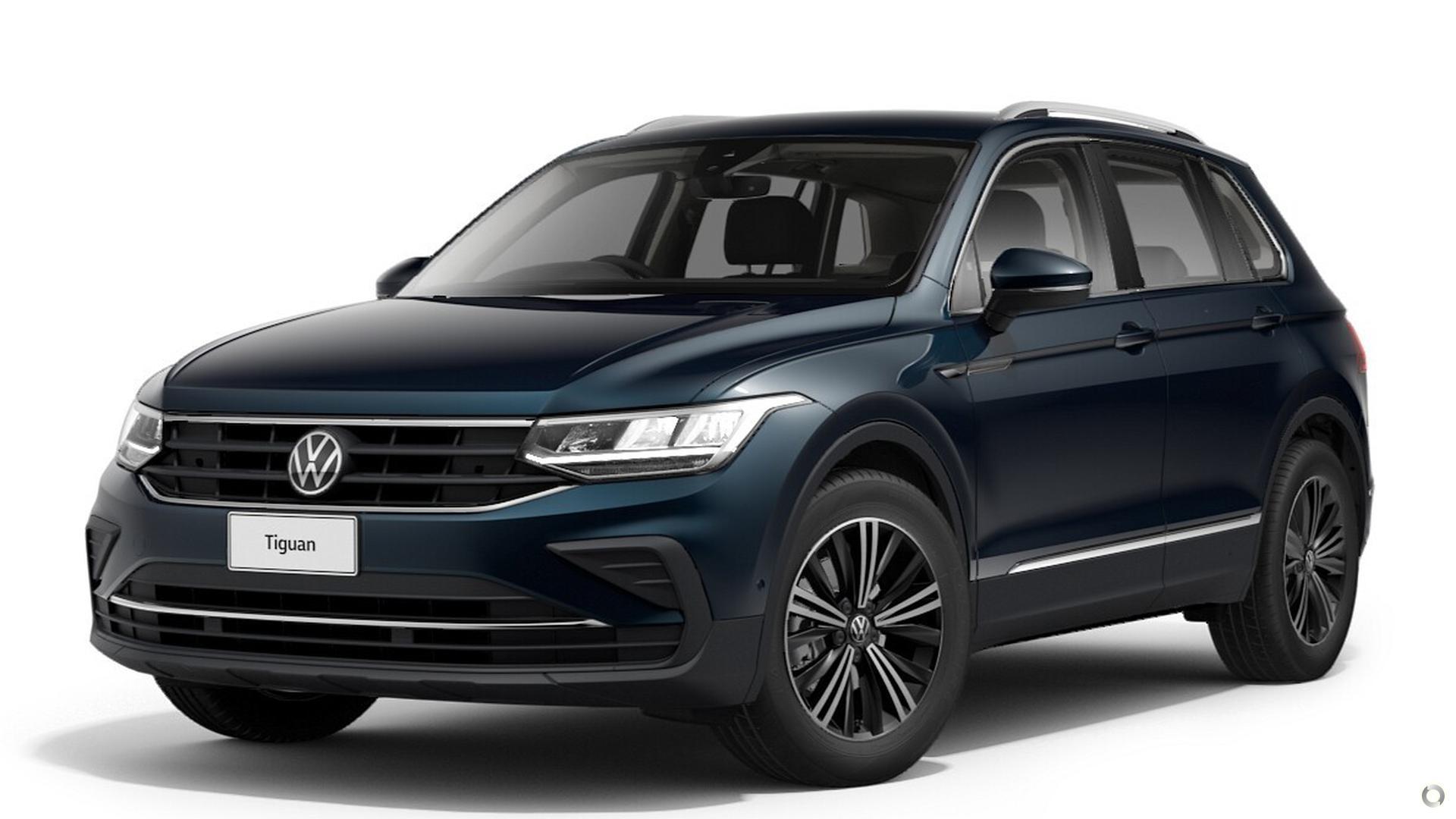 2021 Volkswagen Tiguan 5N