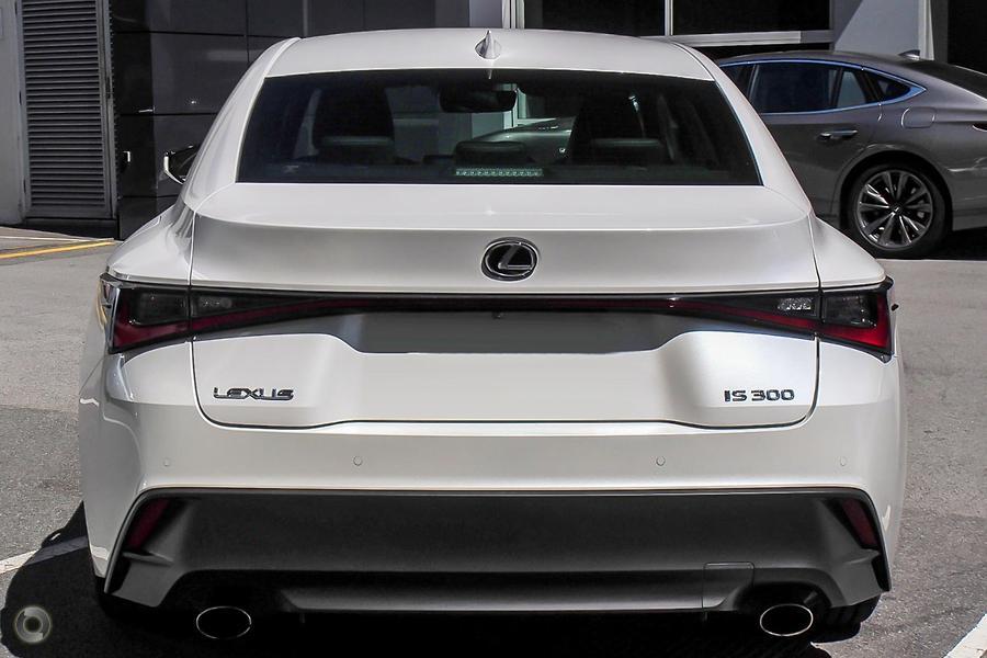 2021 Lexus Is IS300 Luxury ASE30R