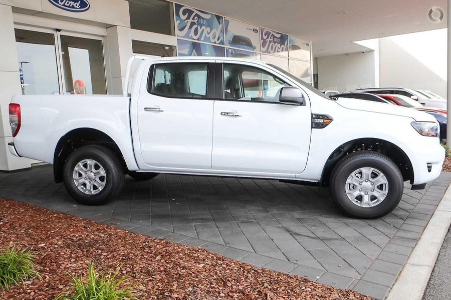 2018 Ford Ranger XLS PX MkIII