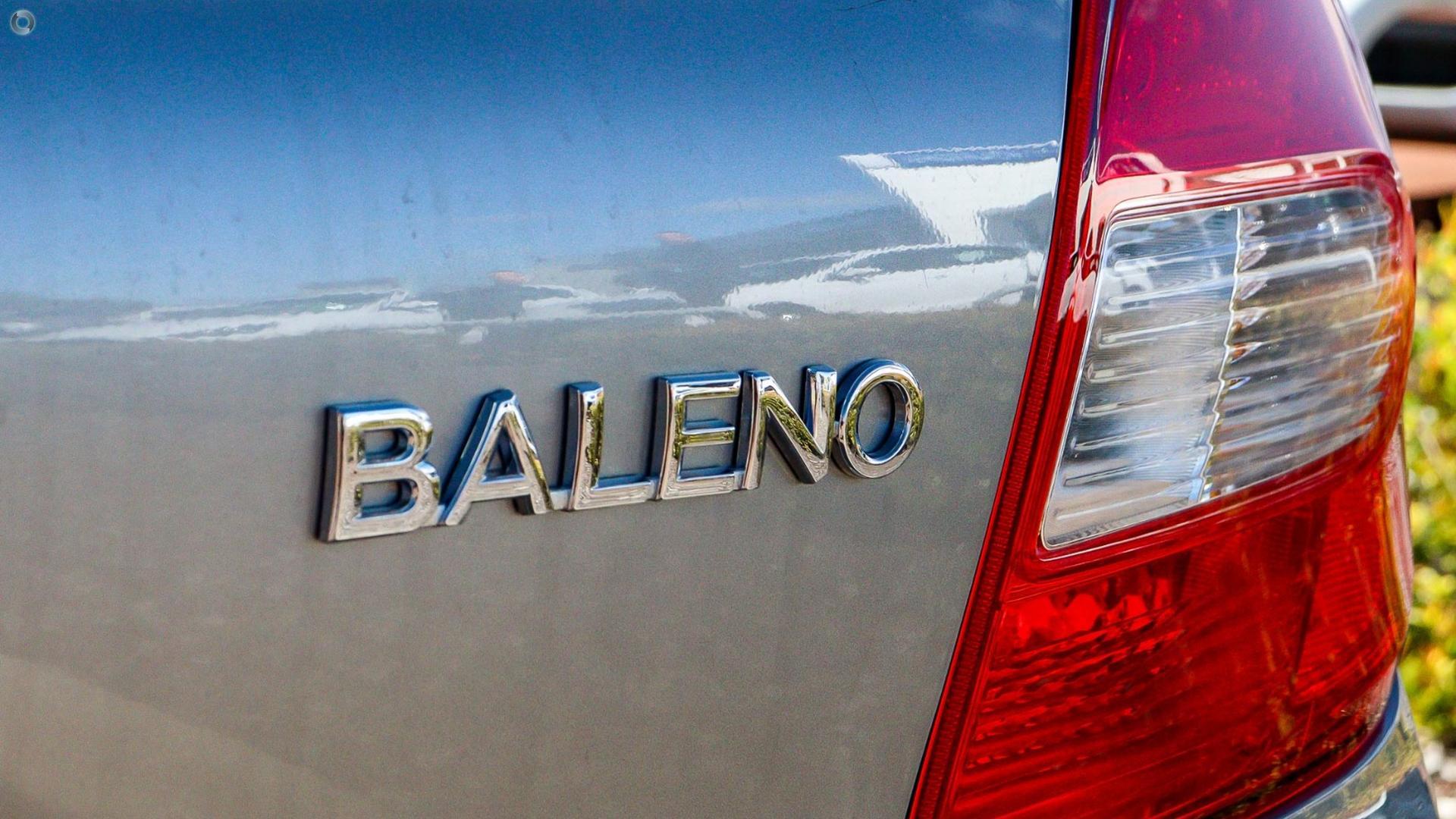 2021 Suzuki Baleno GL EW Series II
