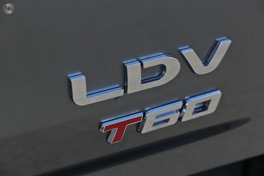 2021 LDV T60 PRO SK8C