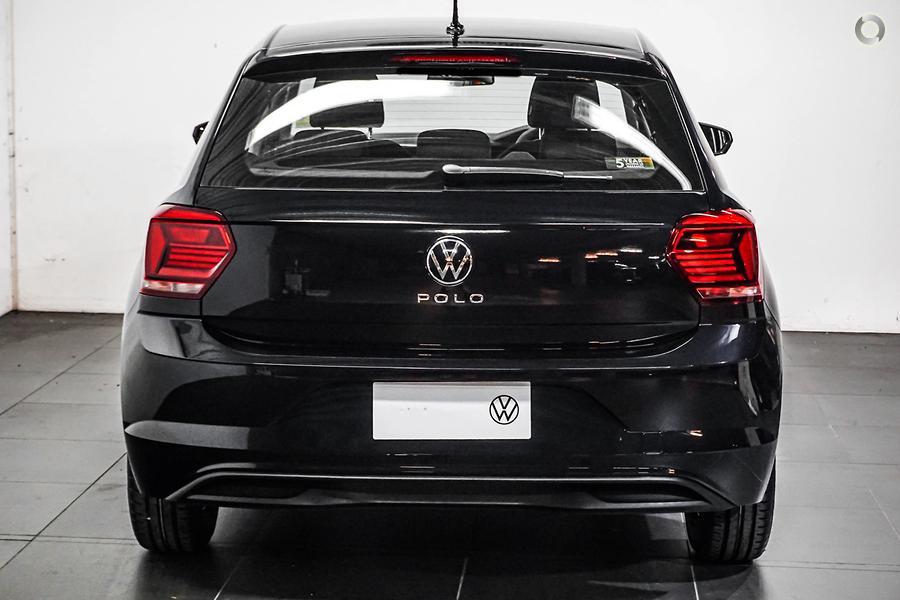 2021 Volkswagen Polo 70TSI Trendline AW
