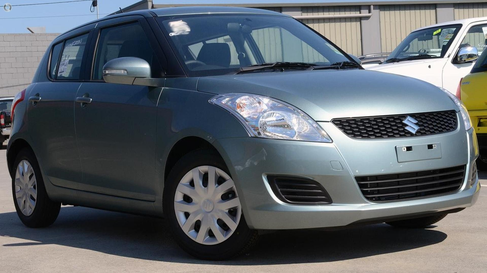 2011 Suzuki Swift GL FZ