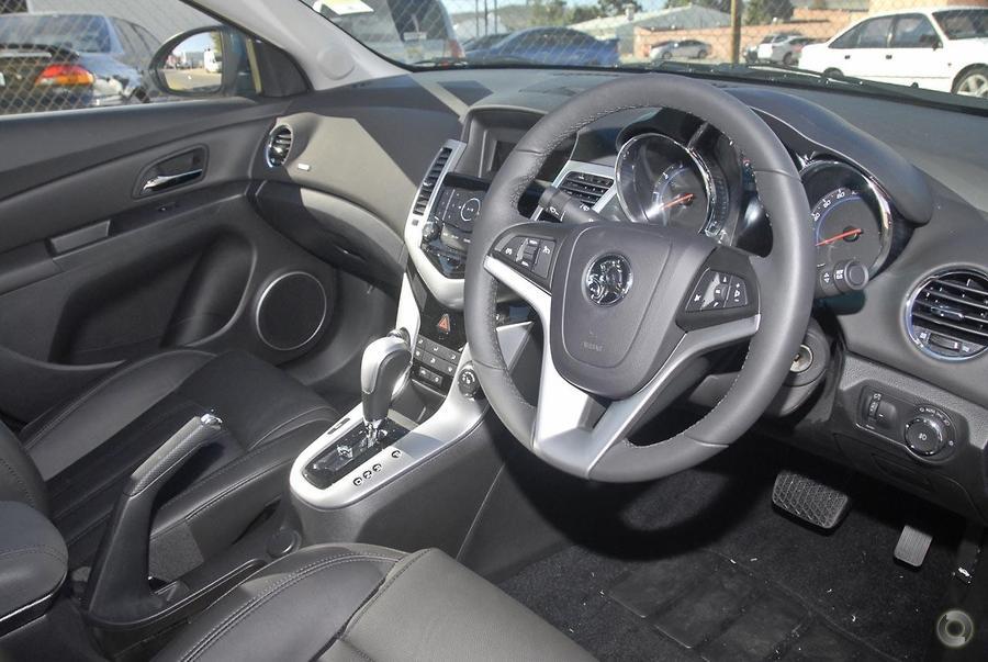 2011 Holden Cruze CDX JG