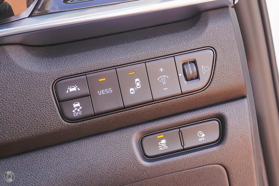 2021 Kia Niro EV Sport DE