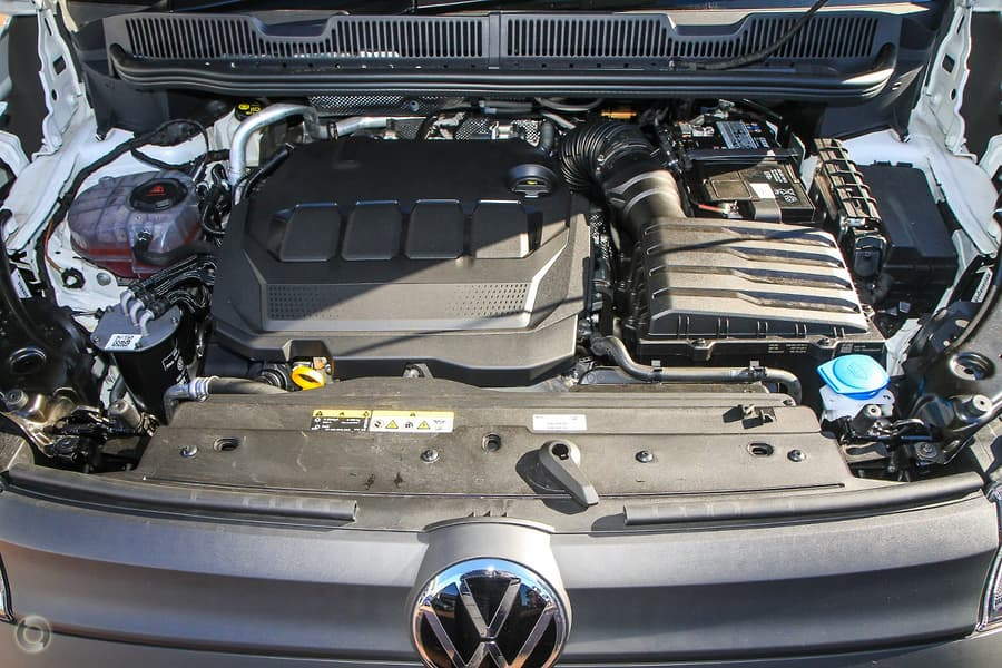 2021 Volkswagen Caddy TDI320 5