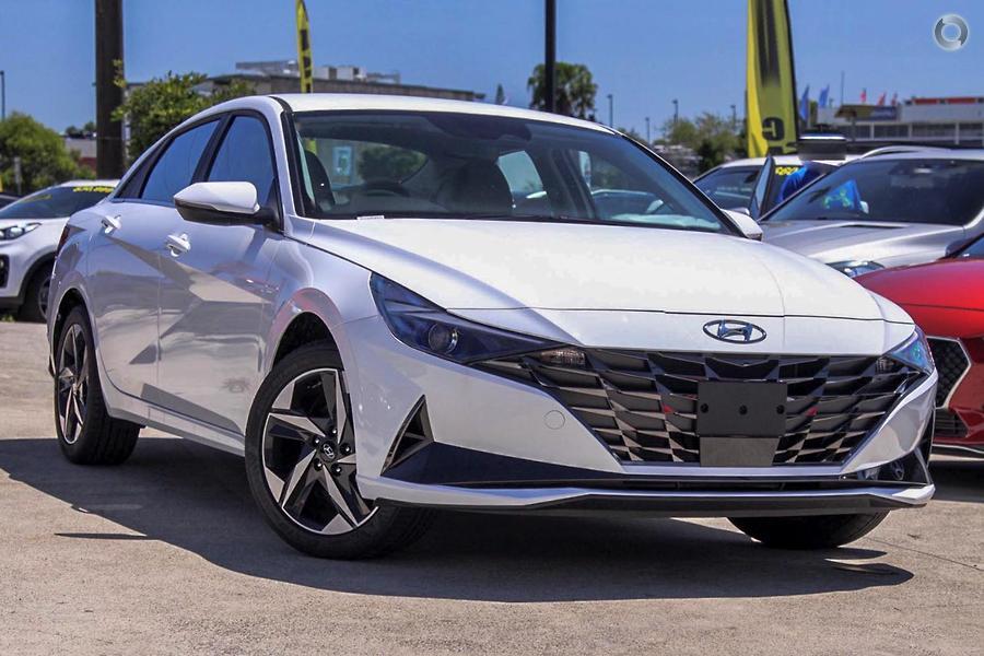 2021 Hyundai i30 Active CN7.V1