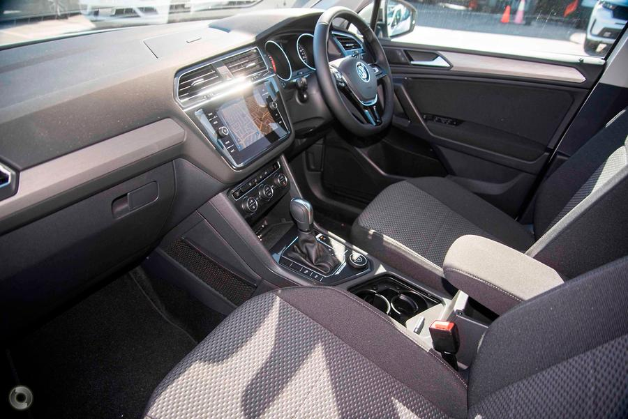 2021 Volkswagen Tiguan 132TSI Comfortline Allspace 5N