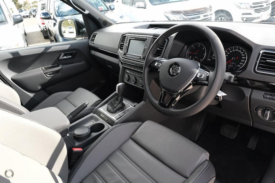 2021 Volkswagen Amarok TDI580 W580S 2H