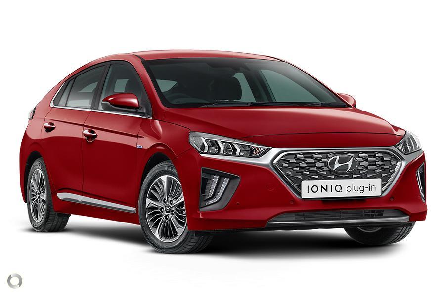 2021 Hyundai IONIQ plug-in Premium AE.V4