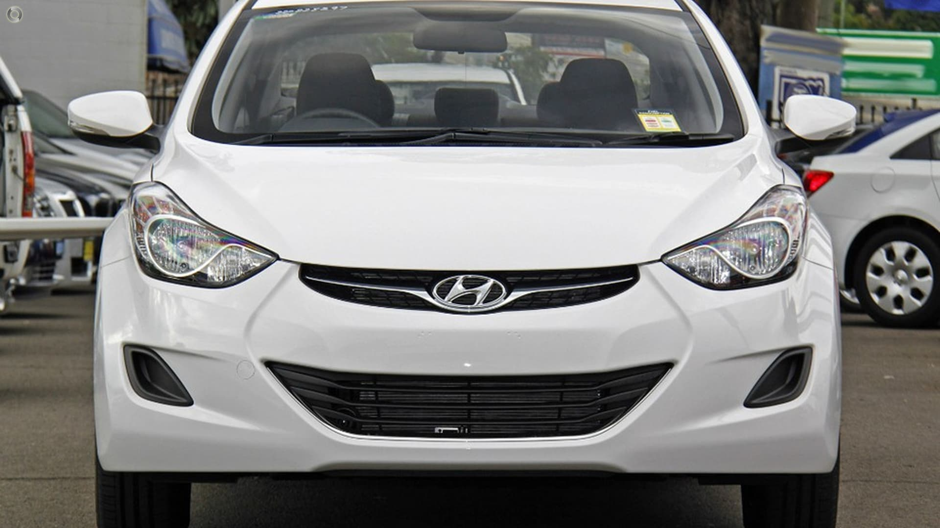 2013 Hyundai Elantra Active MD2